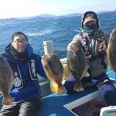 1月 31日(日) 1日便・イワシの泳がせ釣りの写真その2