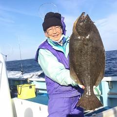 2月 11日 (水) 1日便・イワシの泳がせ釣りの写真その1