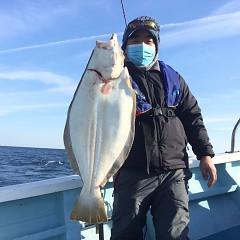 2月 11日 (水) 1日便・イワシの泳がせ釣りの写真その2