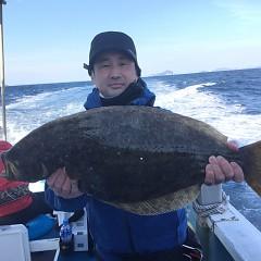 2月 11日 (水) 1日便・イワシの泳がせ釣りの写真その3