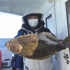 2月 11日 (水) 1日便・イワシの泳がせ釣りの写真その5
