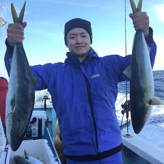 2月 11日 (水) 1日便・イワシの泳がせ釣りの写真その7