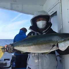 2月 11日 (水) 1日便・イワシの泳がせ釣りの写真その8