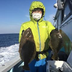 2月 11日 (水) 1日便・イワシの泳がせ釣りの写真その9