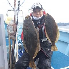 2月 11日(金) 1日便・イワシの泳がせ釣りの写真その5
