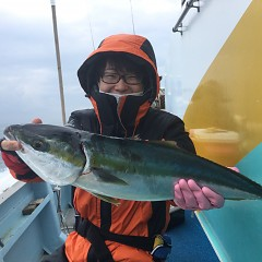 2月 13日(土)午前便・イワシの泳がせ釣りの写真その1