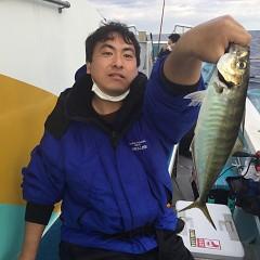 2月 13日(土)午後便・アジ釣りの写真その2