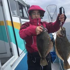 2月 13日(土)午前便・イワシの泳がせ釣りの写真その5