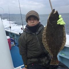 2月 13日(土)午前便・イワシの泳がせ釣りの写真その8