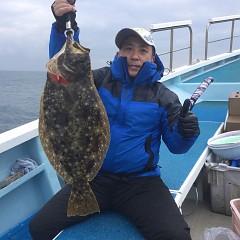 2月 13日(土)午前便・イワシの泳がせ釣りの写真その9