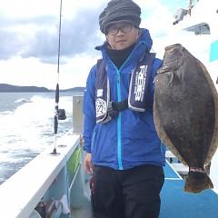 2月 14日(日)1日便・イワシの泳がせ釣りの写真その1