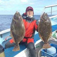 2月 14日(日)1日便・イワシの泳がせ釣りの写真その4