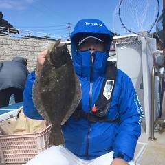 2月19日(金)午前便・イワシの泳がせ釣りの写真その3