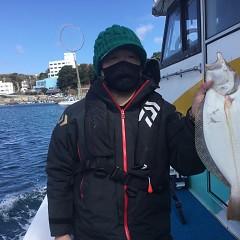 2月19日(金)午前便・イワシの泳がせ釣りの写真その4