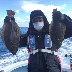 2月19日(金)午前便・イワシの泳がせ釣りの写真その5
