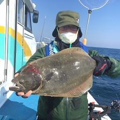 2月 20日(土)午前・泳がせ釣り 午後・アジ釣りの写真その1