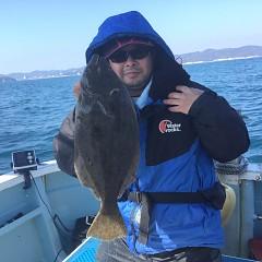 2月 20日(土)午前・泳がせ釣り 午後・アジ釣りの写真その2