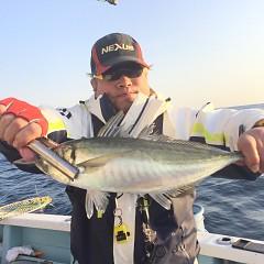 2月 20日(土)午前・泳がせ釣り 午後・アジ釣りの写真その8