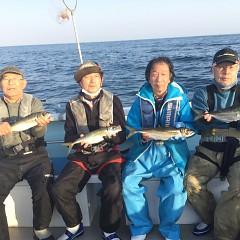 2月 21日(日)午後便・アジ釣りの写真その2