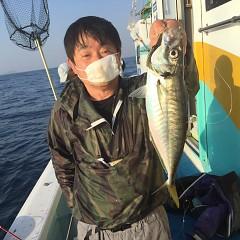 2月 21日(日)午後便・アジ釣りの写真その3