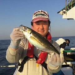 2月 21日(日)午後便・アジ釣りの写真その4