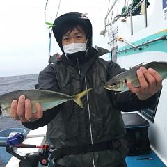 2月 26日(金)午前・泳がせ釣り 午後・アジ釣りの写真その6