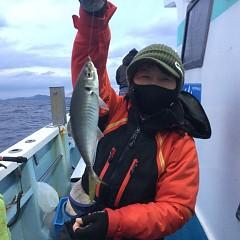2月 28日(日)午前、午後・アジ釣りの写真その4