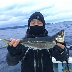 2月 28日(日)午前、午後・アジ釣りの写真その5