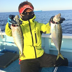 3月 18日(木)午前・ヒラメ釣り 午後・アジ釣りの写真その5