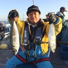 3月 18日(木)午前・ヒラメ釣り 午後・アジ釣りの写真その6