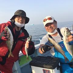 3月 31日(水)午後便・アジ釣りの写真その2