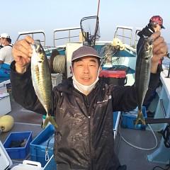 3月 31日(水)午後便・アジ釣りの写真その4