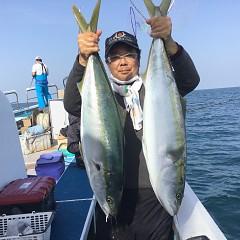 3月 31日(水)午後便・アジ釣りの写真その5