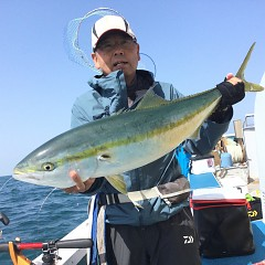 3月 31日(水)午後便・アジ釣りの写真その6