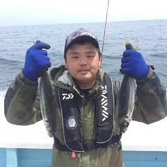 4月 24日(土) 午前便・アジ釣りの写真その2