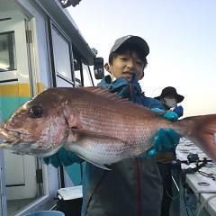 4月 24日(土) 午後便・ウタセ真鯛の写真その1
