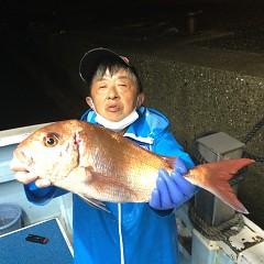 5月19(水)午後便・ウタセマダイ釣りの写真その1