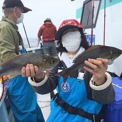 5月 29日(土)午前・イサキ・アジ釣りの写真その1