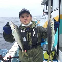 5月 29日(土)午前・イサキ・アジ釣りの写真その2
