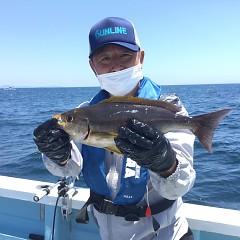 5月 30日(日)午前便・アジ・イサキ釣りの写真その3