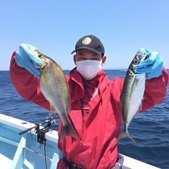 5月 30日(日)午前便・アジ・イサキ釣りの写真その4
