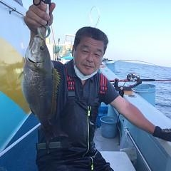 6月 10日(木) 午前、午後・アジ、イサキ釣りの写真その4