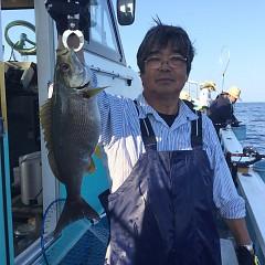 6月 10日(木) 午前、午後・アジ、イサキ釣りの写真その5