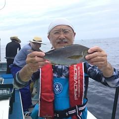 6月 18日(金)午前便・イサキ釣りの写真その1
