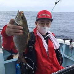 6月 18日(金)午前便・イサキ釣りの写真その4