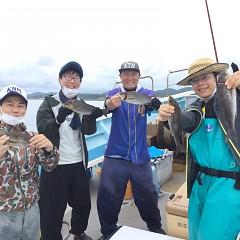 6月 26日(土)午前、午後・イサキ釣りの写真その1