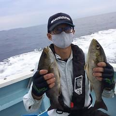 6月 26日(土)午前、午後・イサキ釣りの写真その3