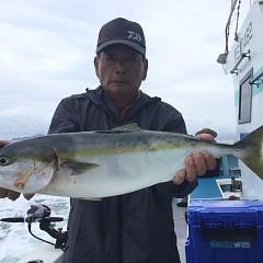 6月28日(月)午後便・タテ釣りの写真その1