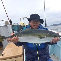 6月28日(月)午後便・タテ釣りの写真その2