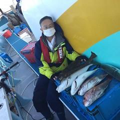 6月 29日(火)午後便・タテ釣りの写真その3